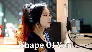 Cảm âm shape of you