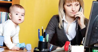 """Вариант 2: """"На работу всей семьёй!"""". Но не все организации готовы поддерживать такую организационную культуру"""
