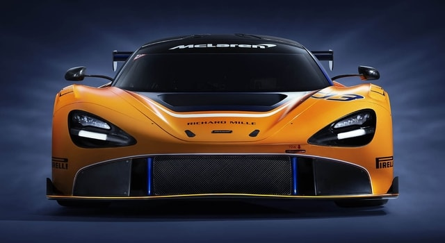 McLaren 720 SGT3 2019 - preparing to invade the world circuit