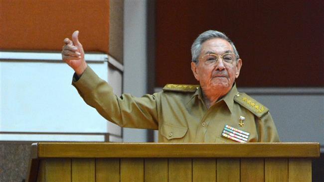 Cuba's President Raul Castro criticizes US President Donald Trump over partial reverse in détente