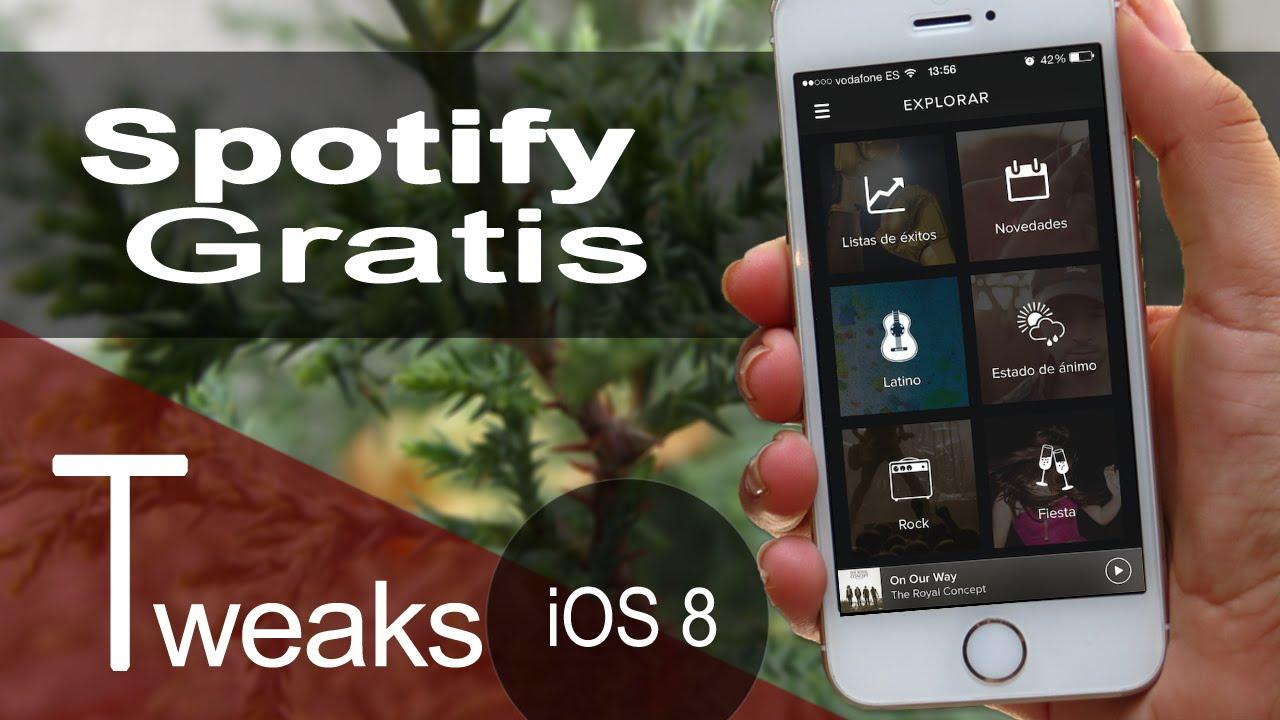 Como Tener Spotify Premium Gratis En Iphone