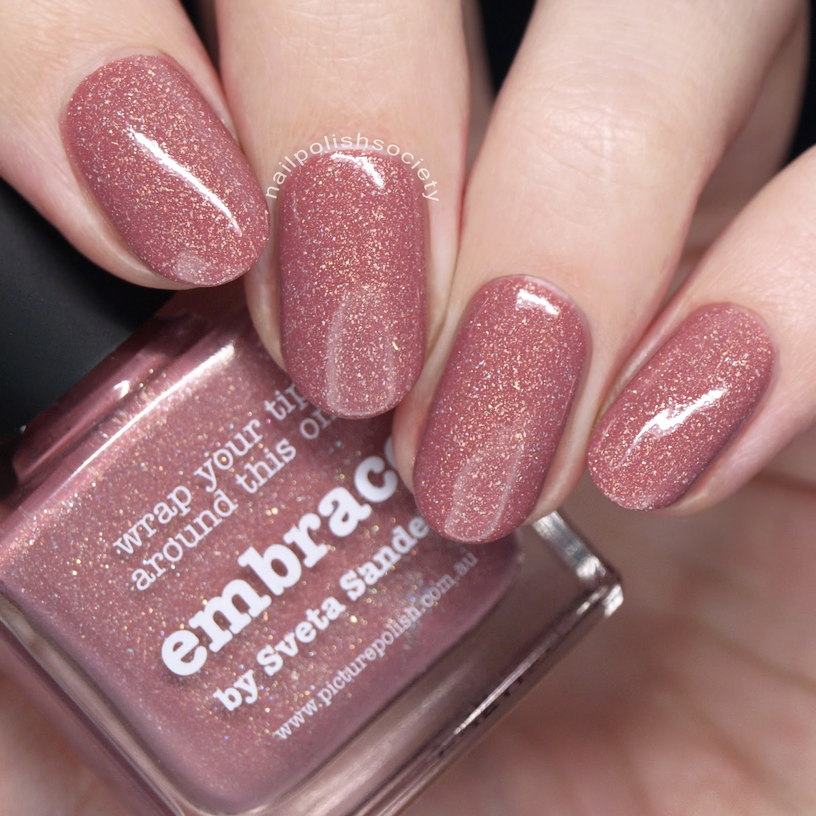 lacquer the nailberry zoom collection nail romance light oxygenated nails polish into pink