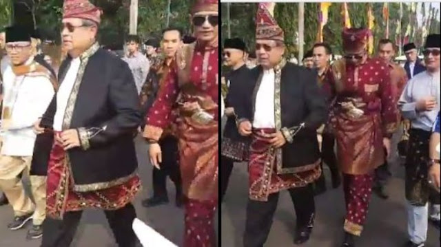 Demokrat Sebut SBY Walk Out dari Deklarasi Kampanye Damai di Monas gara-gara Relawan Jokowi