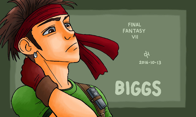 Final Fantasy, Biggs