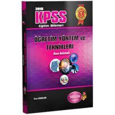 Yaklaşım Kariyer KPSS Öğretim Yöntem ve Teknikleri Konu Anlatımlı (2016)