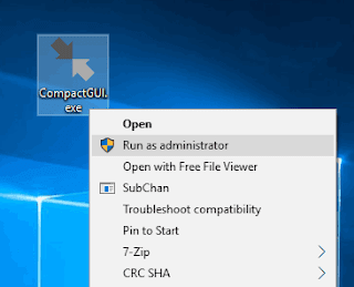 how-to-compress-installed-programs-windows-10