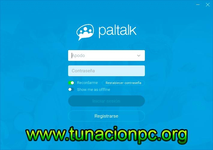 PalTalk Full Gratis