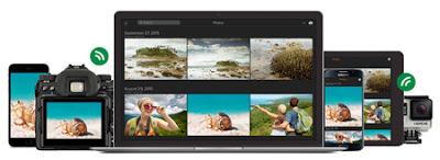 ريكو تطرح خدمة Keenai لتنظيم وتخزين الصور على جميع الأجهزة