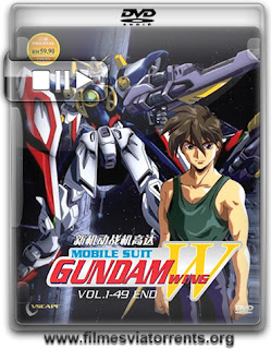 Mobile Suit Gundam Wing Torrent - TVRip