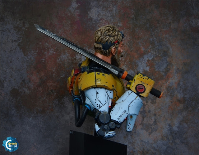 Anti Robot Squad Sergeant (Nuts Planet GC-B001)