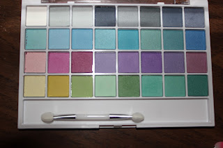Eye Lips Face Warm and Cool Palettes Review