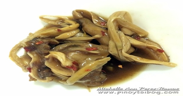 Pork Ears Pares Recipe