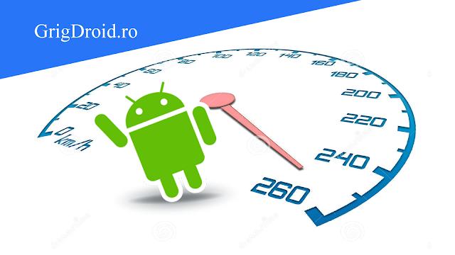 10 sfaturi ca să faci un telefon Android să se miște mai repede