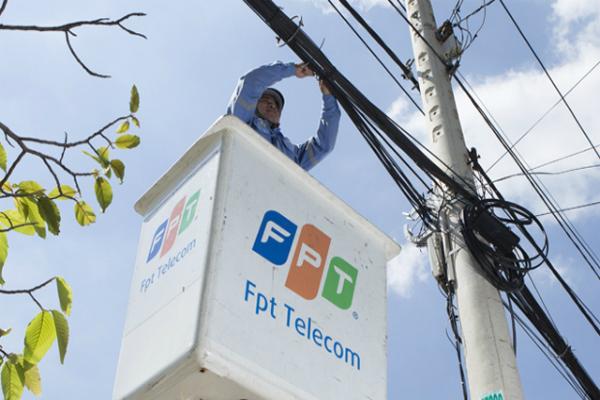 Số Lượng Thuê Bao Cáp Quang Của FPT Telecom Tăng Mạnh 1