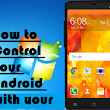 Control your Android with your PC