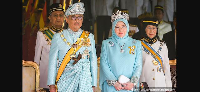 Setelah Dilantik, Raja Malaysia Baru Tegaskan Islam Sebagai Agama Federasi