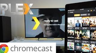 Plex su Chromecast