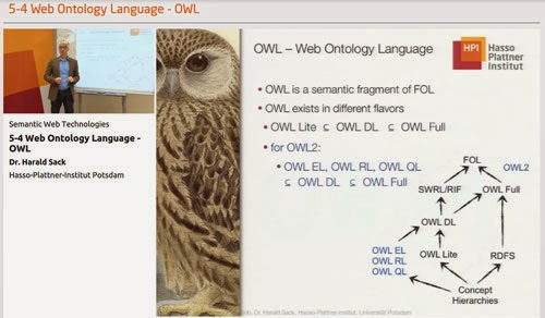 Semantic Web Technologies (MOOC)