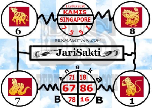 Kode syair Singapore Kamis 17 September 2020 251