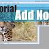Tutorial Menambahkan dan Memanfaatkan Efek Noise Photoshop CS3
