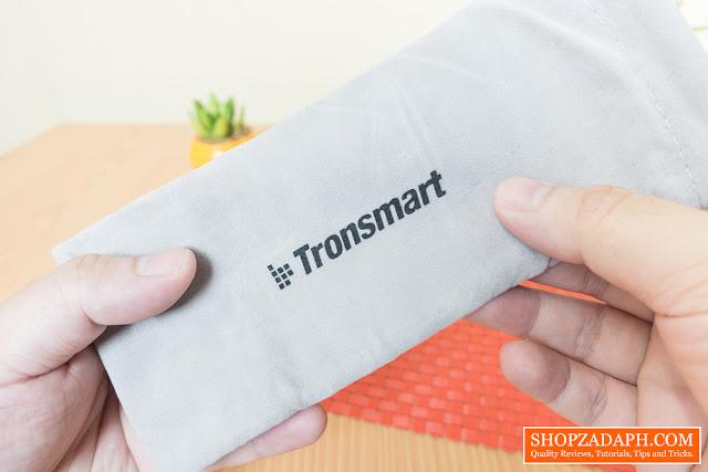 tronsmart fast charging powerbank