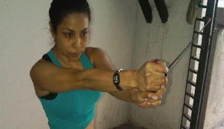 ejercicios con mecate
