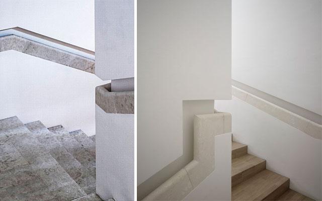 Marzua pasamanos modernos para escaleras de dise o - Pasamanos para escaleras ...