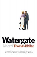 Watergate Thomas Mallon historical fiction book