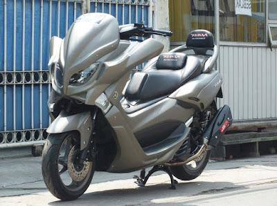Motor drag yamaha crypton z