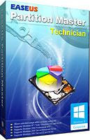 EASEUS Partition Master 10 Professional Technican Edition with key