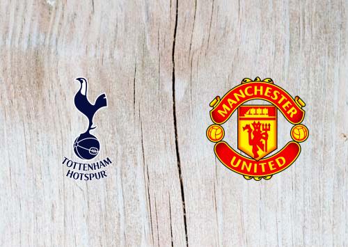 Tottenham vs Manchester United Full Match & Highlights 13 January 2019