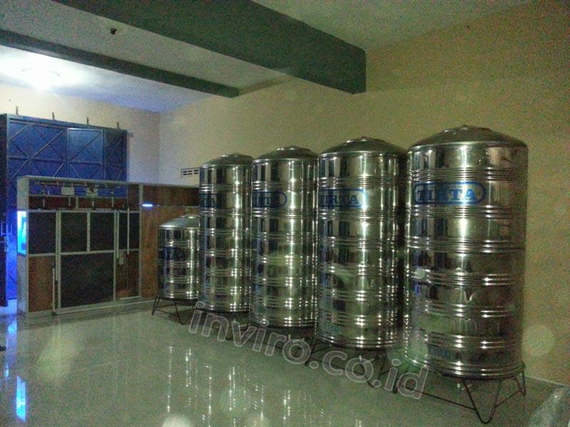Jual Tandon Tangki Air Murah Cilacap Jawa Tengah