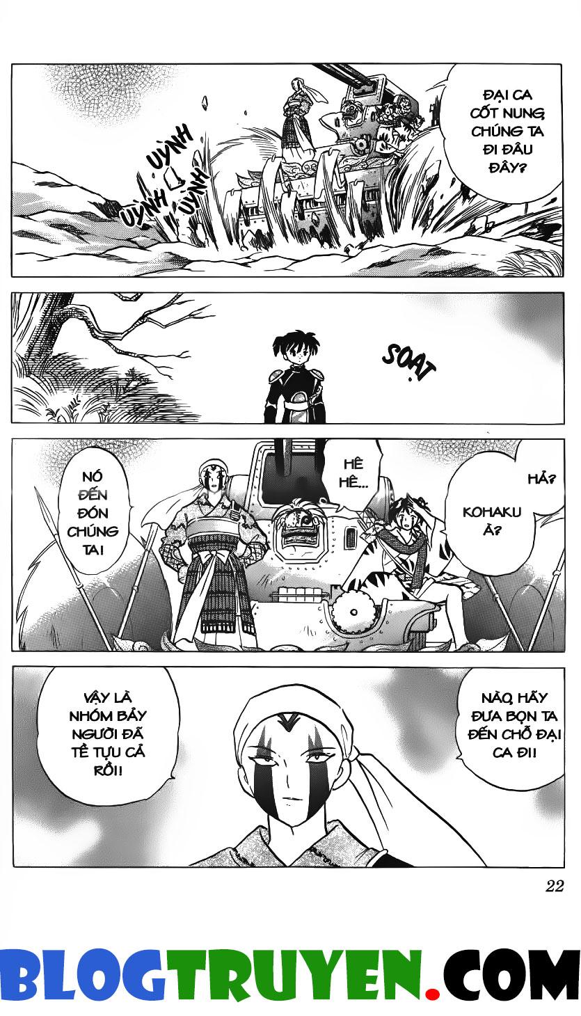 Inuyasha vol 26.1 trang 19