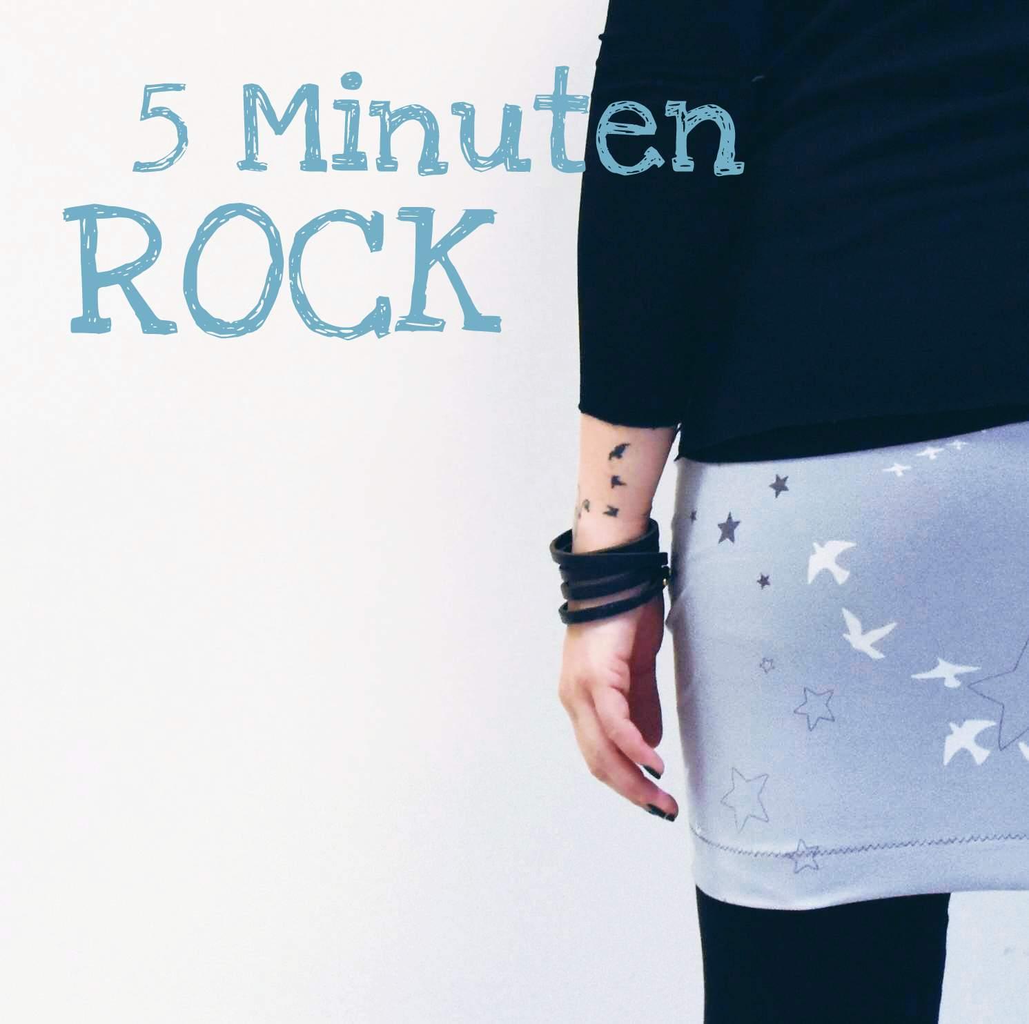 5 minuten rock {reloaded} ... | GrinseStern