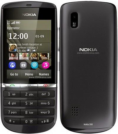 Download Firmware Nokia Asha 300 RM-781 Version 07.57