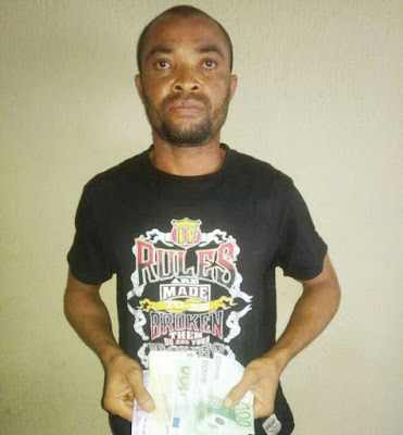 Man Whose Wife Just Gave Birth Nabbed For Stealing Over N6m, Renting New House