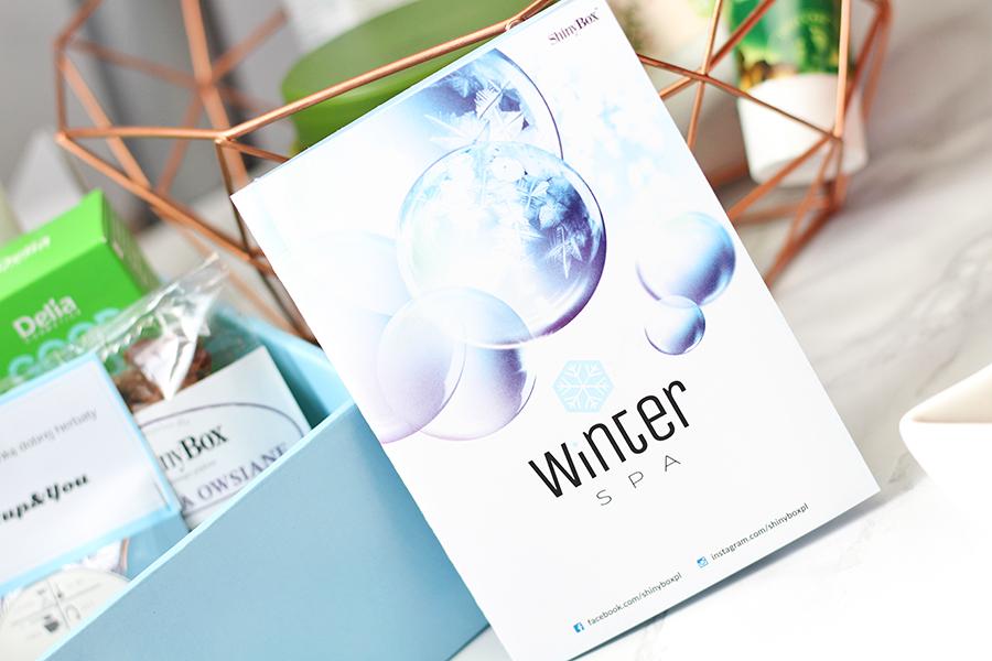 Lutowy ShinyBox |  Winter Spa - Twoja zimowa pielęgnacja