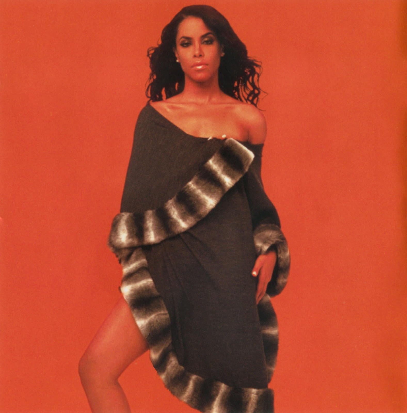 Aaliyah 2001 Album Cover Aaliyah self-titled albumI