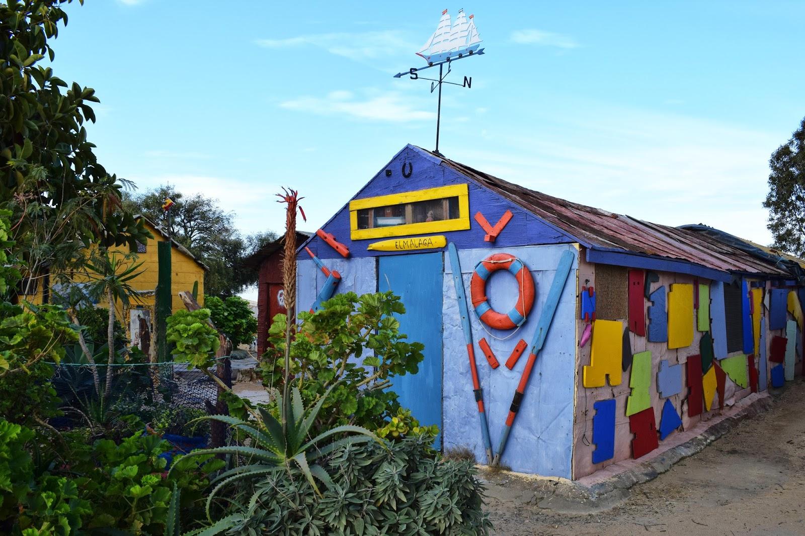 Casería de Ossio + Cantina del Titi (San Fernando, Cádiz) - Un Destino  Entre Mis Manos
