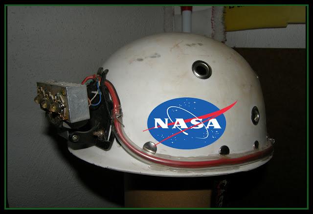 Cascos, iluminación NASA_logo.