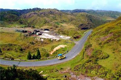 High Way in Itanagar city
