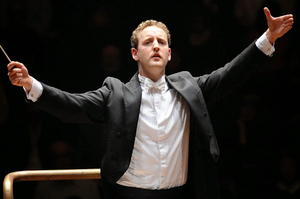 Michael Francis, British conductor, MPO