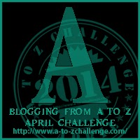 A is for Ash (#AtoZChallenge)