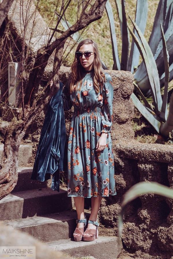 Fashion blog vintage ootd