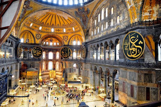 Τουρκία: Παραμένει μουσείο η Αγιά Σοφιά
