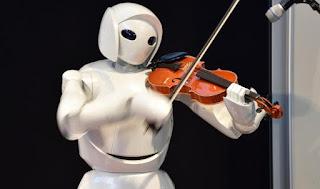 """اختراع روبوت جديد مخصص لتسلية الأطفال أطلق عليه """"كوزمو""""... من إنتاج شركة """"أنكي"""""""