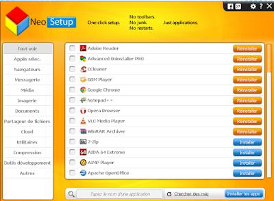تحميل برنامج التحميل والتحديث 3.9.0.0 NeoSetup Updater