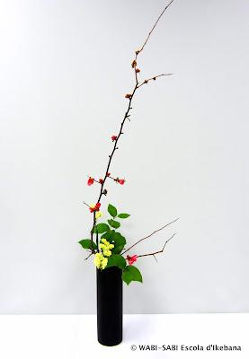 Ikebana-Nageire-Freestyle