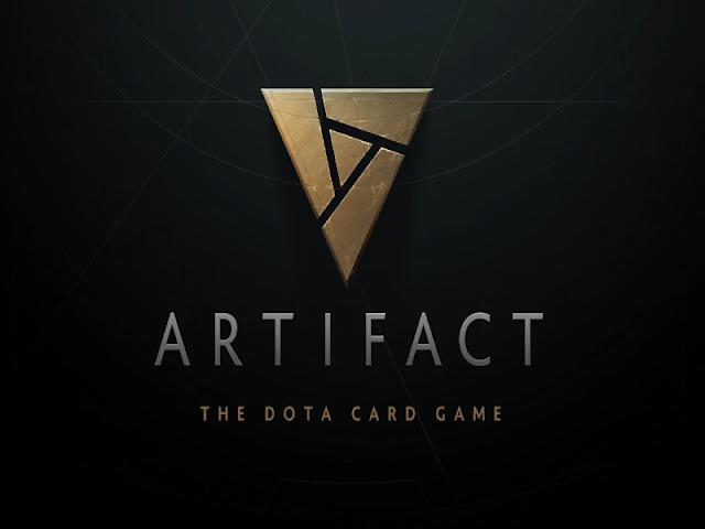 Artifact DOTA Card Game