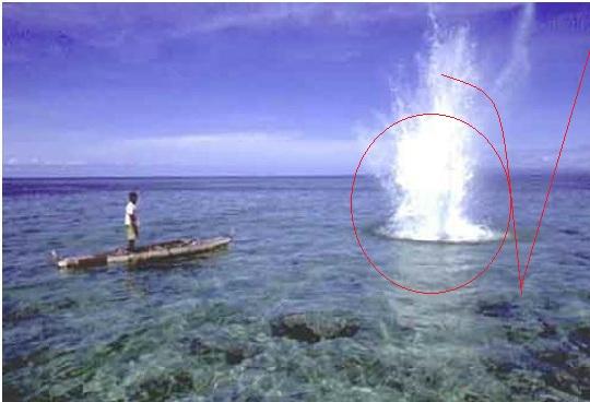 Συνελήφθη 42χρονος στην περιοχή της Λάρυμνας για κατοχή εκρηκτικών αλιείας